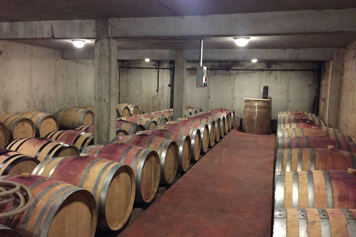 wijnkelder La Verriere